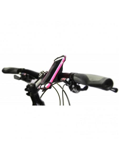 Support Smartphone en silicone pour trottinette / vélo